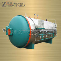 electric tyre renew autoclave