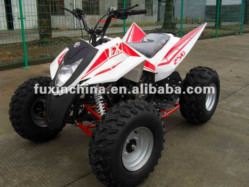 250cc sports quad moto