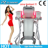Laser therapy weight loss machine / lipo laser slim patch / dual wavelengths lipo laser salon equipment