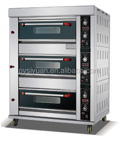 New Model Energy-Saving Hotels Choice Commercial Electric Bread Baking Oven Convection oven