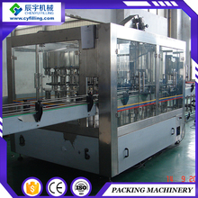 Automatic cooking coconut olive oil filling machine equipment production line