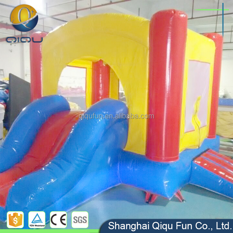 China manufactory wholesale kids inflatable toys inflatable jumper bounce house for sale from inflatable factory