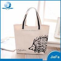 Stylish custom cheap promotional pictures printing cotton bags