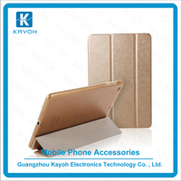 [kayoh] Sleeping Function Book Stand Leather Back Case protective Cover For iPad 2/3/4