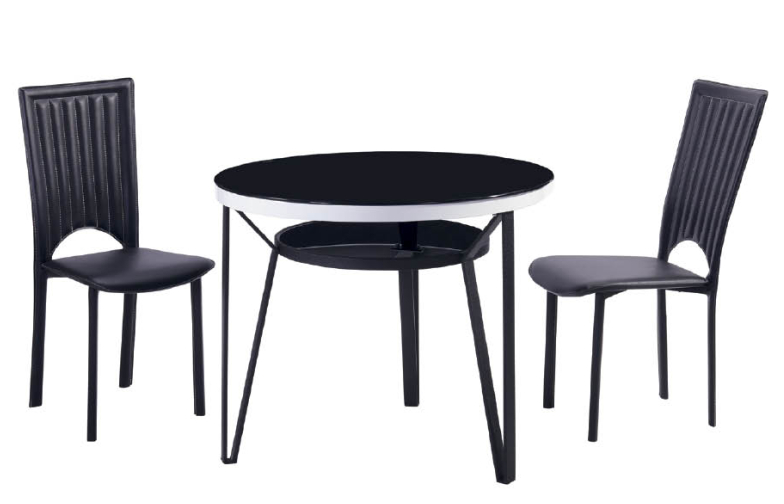 round glass dining table negotiating table series buy 4 seater round