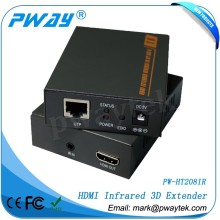 Supports High Resolution Up To 1080P Ethernet Transmitter And Receiver