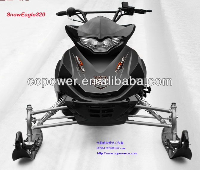 New 320CC snow mobile scooter (Direct factory)
