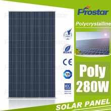 import cheap 280W solar panels from china