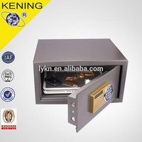 kening Gun/Jewelry/ Security Small Safe Box