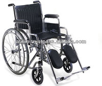 Manual Wheelchair With Reclining Backrest