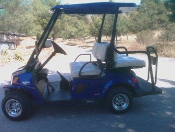 E-Merge E2 B/B Golf Vehicle