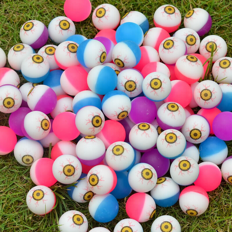 Hot Selling Kids Toys Rubber Balls Bouncy 27mm 32mm 45mm 49mm