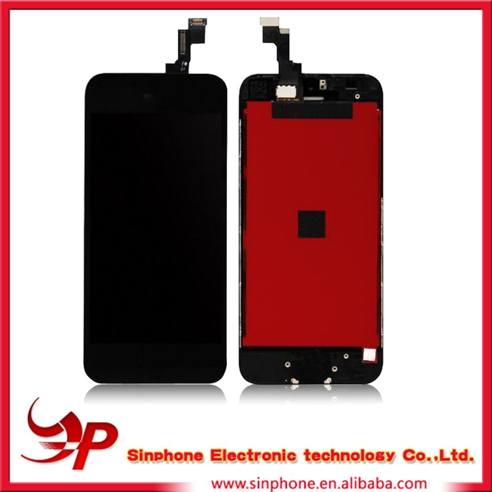 LCD Display & Touch Screen Digitizer Display Assembly Replacement for Apple iPhone 5S