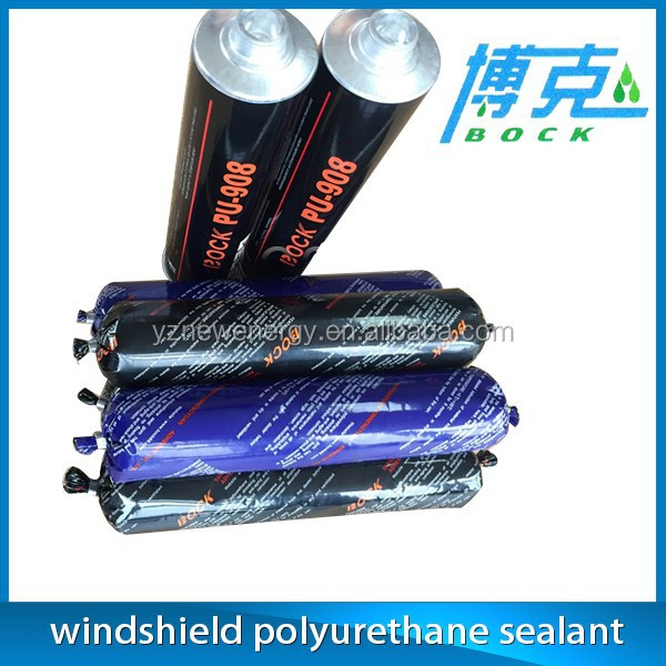 Good elasticity pu adhesive sealant, auto glass pu sealant