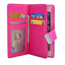 Flip Cover Wallet Leather Case for Lenovo A3500-hv in Mobilephone Accessories with Card Holders