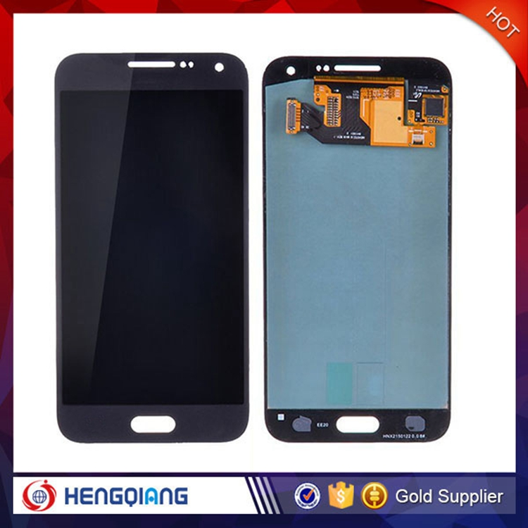 Factory derect selling mobile phone parts lcd touch screen for Samsung E5