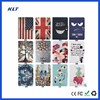KLT OEM Pattern Leather Carton Case Tablet Cover For iPad Air 1 2 3 For iPad mini 1 2 3 4 Pro Stand Flag Flower Floral Art Style