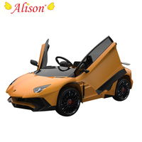 Cheap new design cool sports car design rechargeable battery kids toy electric car