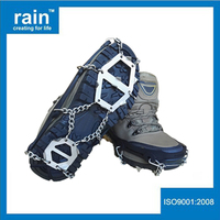 12-TEETH POINTS crampons/SNOW BOOT SHOE COVERS