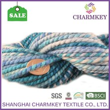 popular in europe market super bulky wool yarn with top quality for sweater