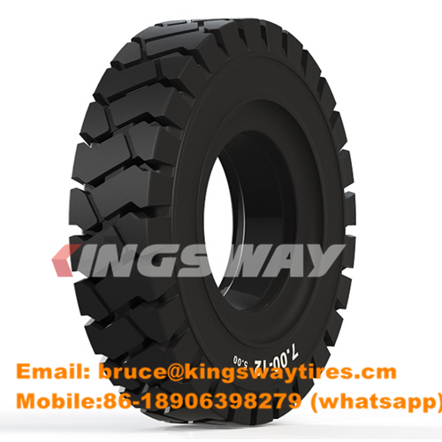 3 ton forklift tire 12 inch wheel 5.00 8 tires for forklift