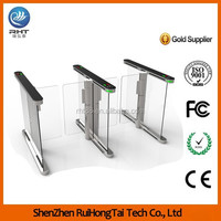 USA Hot Selling Waist High Turnstile,New Style Design Swing Barrier Turnstile on Sale