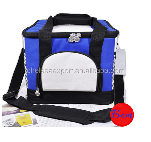 Wholesale Custom Disposable cheap cooler lunch bag/insulated freezable cooler bag for adults