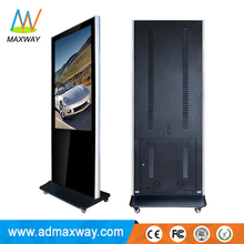 49 Inch Lcd Advertising Display, Android Touch Screen Kiosk, Floor Stand Digital Signage Player