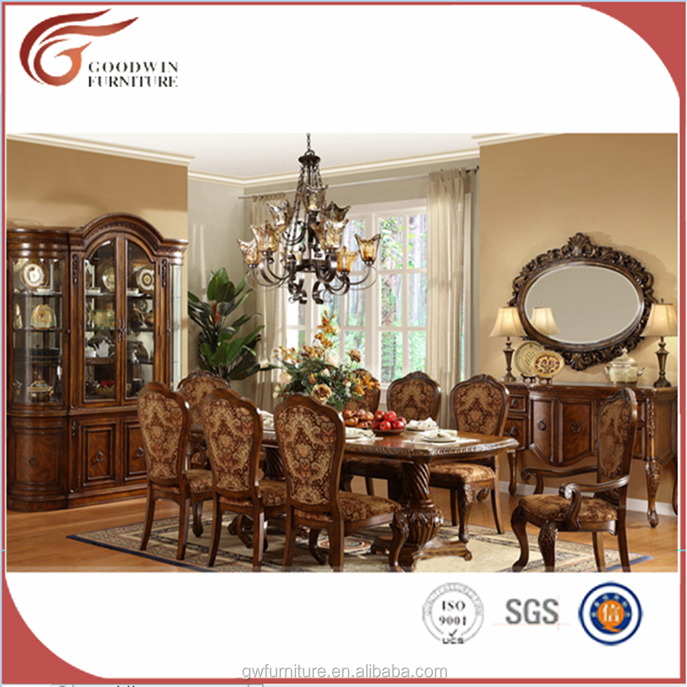 Dining Room Furniture Product: A11 Dining Room Classic Furniture Sets Formal With Good