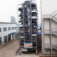 Standard Vertical Rotary Automatic Car Parking System