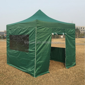 3x3m foldable movable waterproof steel folding car shelter tent