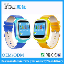Cheap 1.44 inch sos phone calling geofence gsm q60 baby smart watch