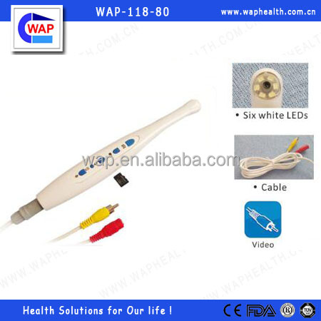 WAP-HEALTH Wireless monitor USB connection intraoral camera