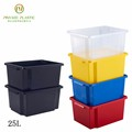 Top quality competitive price durable square storage crates
