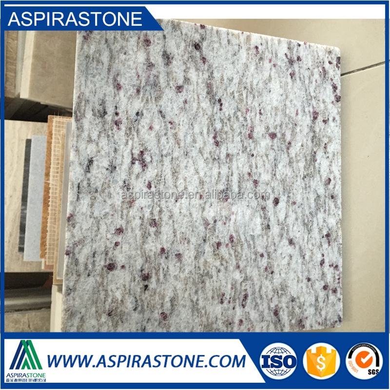 brazilian white rose granite slabs tile for countertop
