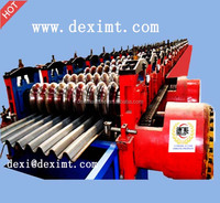 Metal Corrugated culvert pipe making machine