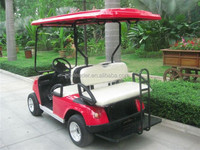 high quality 2 seater golf car electric golf cart