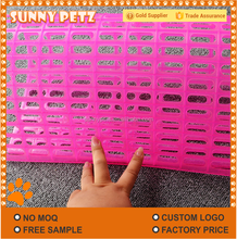Plastic Cooling Pad Feet Dog Cage For Dog Cat Pets