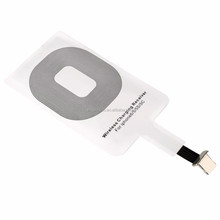 Universal Qi Wireless Charger Receiver for iphone 5/6/6plus/7/7plus/samsung phones