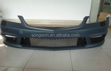 car front bumper for benz w221 s65 AMG
