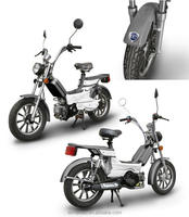 50CC very great quality Moped motorcycle with EEC Certification