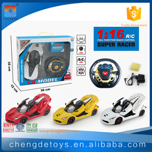 5 Channel 1/16 360 Degree Rotation RC Car For Kids The Price Of Petrol RC Car With OEM Logo