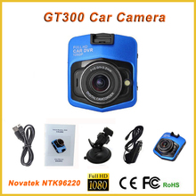 2.7 480p 720p 1080p car dvr car accident camera full hd gt300 dash cam with best night vision