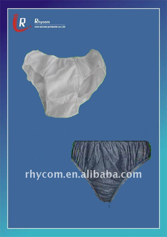 Comfortable Men's Disposable Underwear