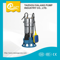 WQ SERIES Electric Peripheral SUBMERSIBLE water pump