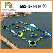 Outdoor Water Sport Float Inflatable Floating Water Park Aqua Water Playground