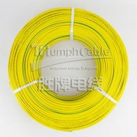 Electric PE cable , mechanical usage wire , XLPE cable UL3343