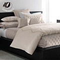 White 100% Cotton Luxury Hotel Products And Bed Linen