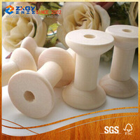 High Quality wooden bobbin, wooden spool