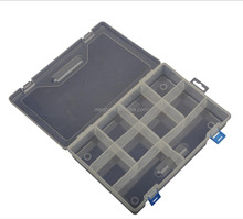 Plastic Storage tool Boxes 10 adjustable compartments